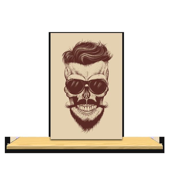 fotoboard-skull-collection-skull-007-bez-tla